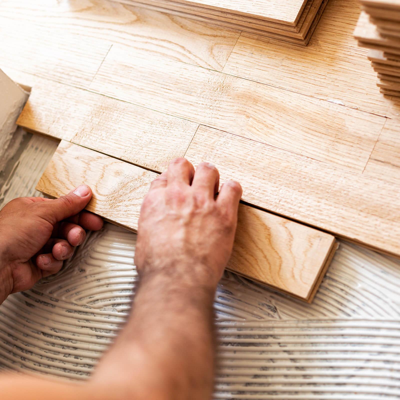 Hardwood installation | Elite Flooring and Interiors Inc