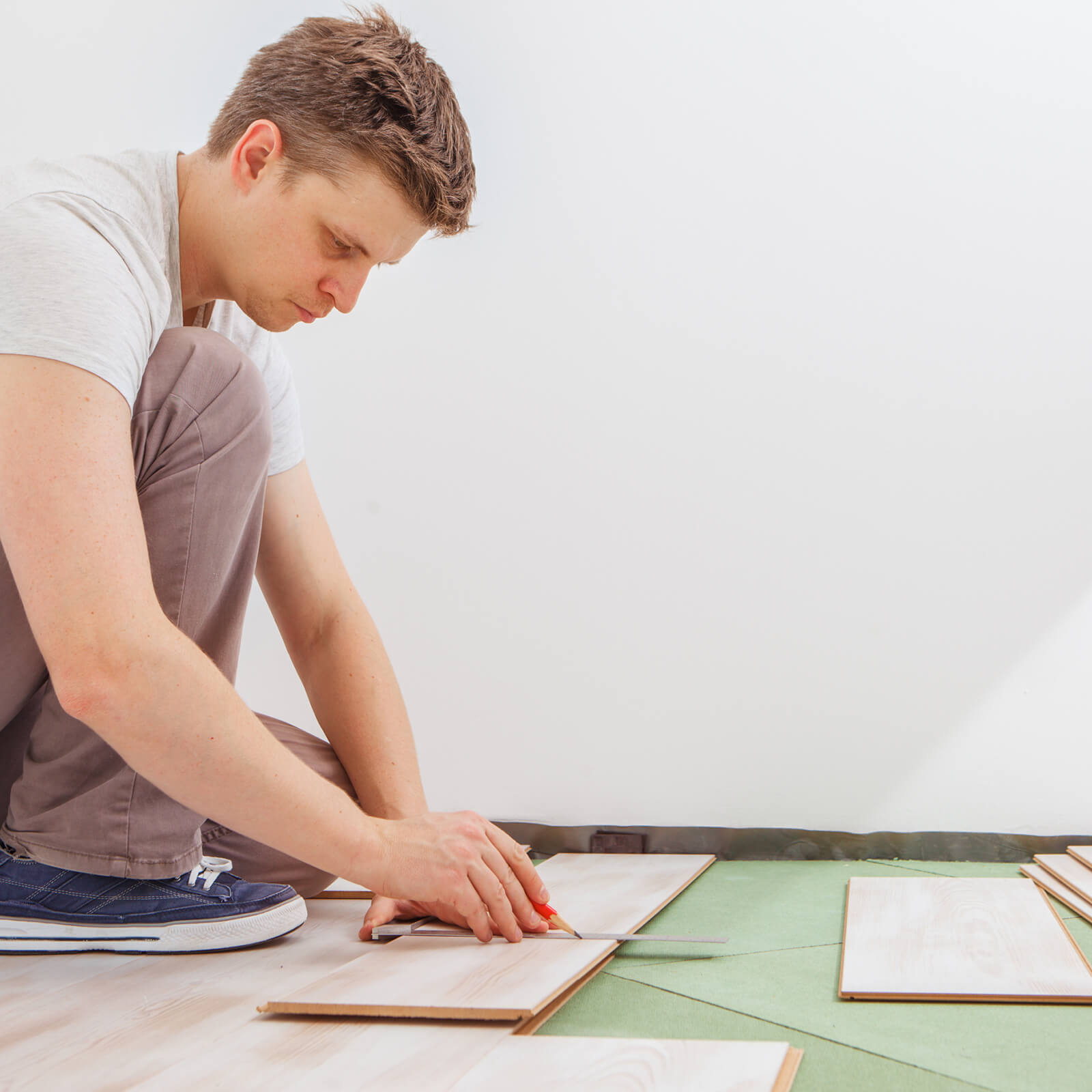 Vinyl installation | Elite Flooring and Interiors Inc