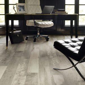 Pier park office laminate flooring | Elite Flooring and Interiors Inc