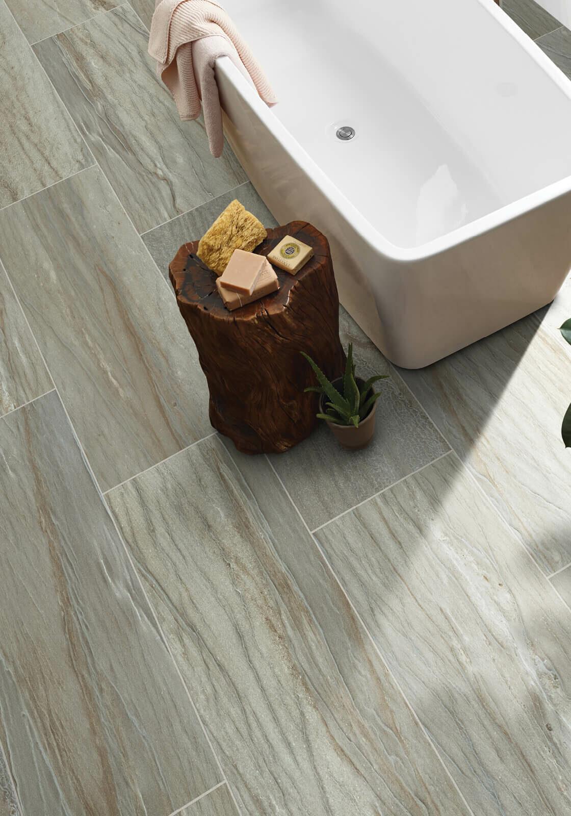 Sanctuary bathroom tile | Elite Flooring and Interiors Inc